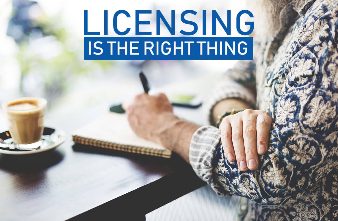 Who Needs an IRRO License and Why Is It Important?