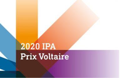 IPA reveals 2020 Prix Voltaire shortlist