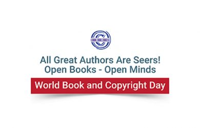 World Book Day – Authors, Publisher and Booksellers Call for International Support